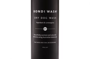 Dry dog wash