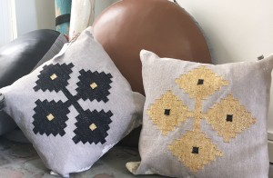 #Cushions #Interior Design #Amigos De Hoy # Home Styling Perth