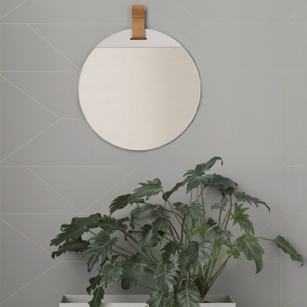 #Ferm Living #Interior design #Home Styling #homewares #enter mirror