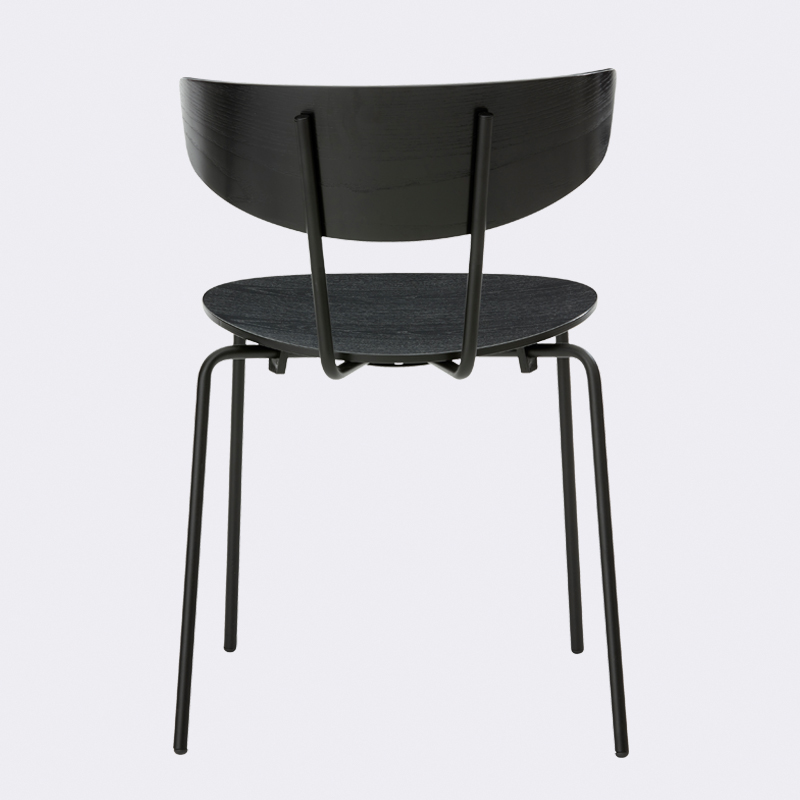 Herman Chair Black Lahaus Shop