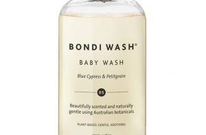 Baby wash 250ml Small
