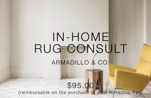 In-Home Rug Consult