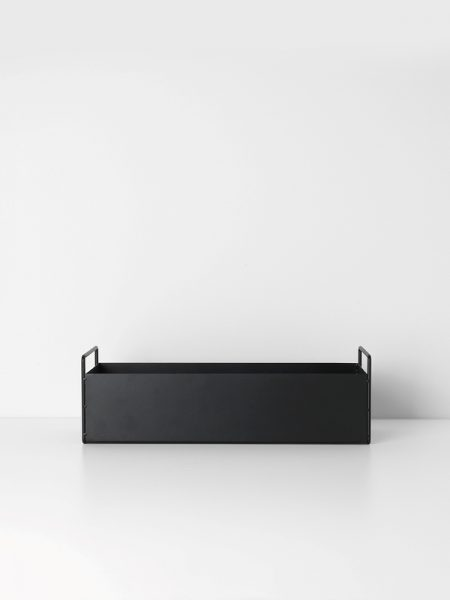 Small Plant Box_Black